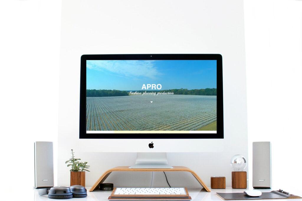 homepage.styleホームページ制作実績_アパレル・雑貨企画製造会社APRO01.jpg